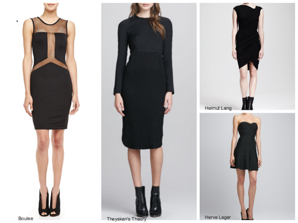 LBD - Style Collage