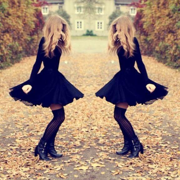litttle black dress - artsy