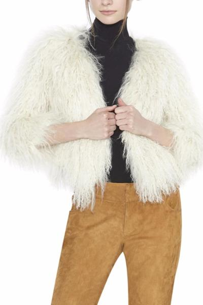 alice and olivia fur coat 80