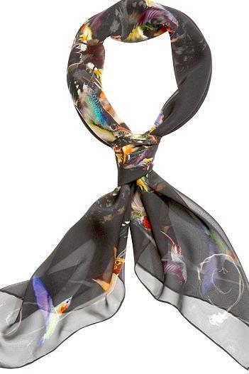 mcqueen skull scarf